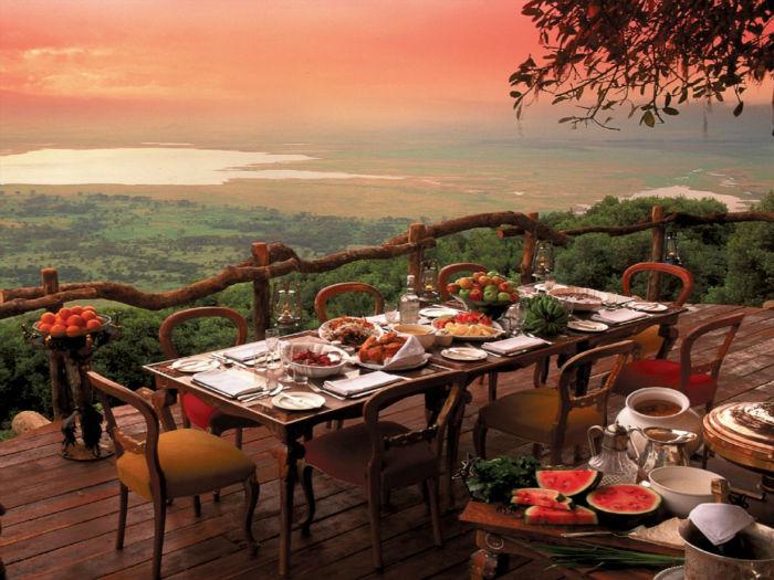 Beyond Ngorongoro Crater Lodge in Ngorongoro Conservation Area, Tanzania
